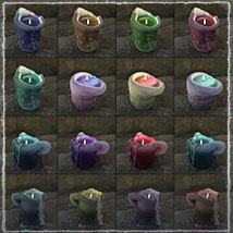 Photo Props: Ancient Candles - Extended License image 7