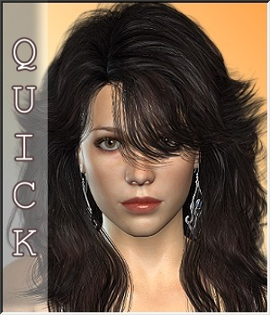 Quick-Click-Dynasty 3D Figure Essentials LUNA3D