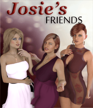 Josie's Friends 3D Figure Essentials AliveSheCried