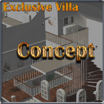 Exclusive Villa 6: Staircase and Hallways image 1