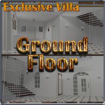 Exclusive Villa 6: Staircase and Hallways image 2