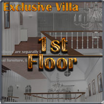 Exclusive Villa 6: Staircase and Hallways image 3