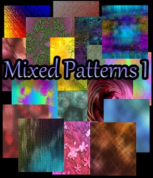Mixed Patterns I 2D Twins72