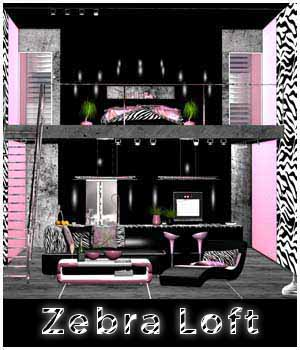 Zebra Loft by ICRDesign