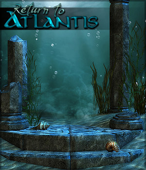 Return to Atlantis 2D Graphics Sveva