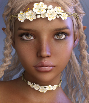 P3D Maria for Genesis 3 Female by P3Design