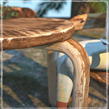 Photo Props: Rustic Seating image 2