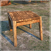 Photo Props: Rustic Seating image 6