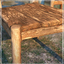 Photo Props: Rustic Seating image 7