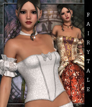Fairytale for Cindarella 3D Figure Essentials sandra_bonello