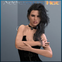 Addicted to Hot Again - G3F - V7 image 2
