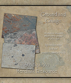 MR - Stockphotos - Ground & Grunge 2D Merchant Resources antje