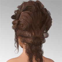 Grand Siecle Hair for G3 females image 4