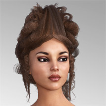 Grand Siecle Hair for G3 females image 5