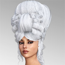 Grand Siecle Hair for G3 females image 6