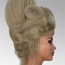 Grand Siecle Hair for G3 females image 7