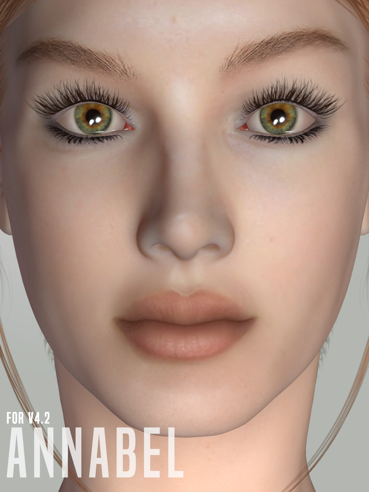 Annabel for V4.2 by xtrart-3d
