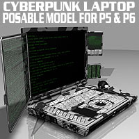 YAKUZA Hacking Device - Extended License 3D Models Gaming Extended Licenses coflek-gnorg