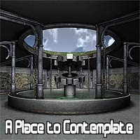 A Place to Contemplate - Extended License 3D Models Gaming Extended Licenses coflek-gnorg