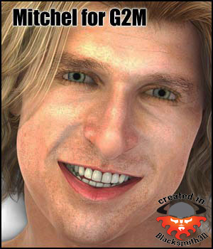 Mitchel for G2M 3D Figure Essentials RPublishing
