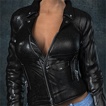 Exnem Leather Jacket for G3 image 1