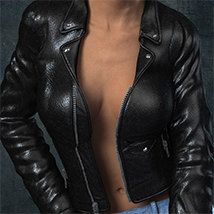 Exnem Leather Jacket for G3 image 2