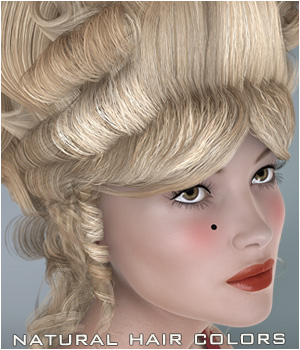 NaturalHC : Grand Siecle 3D Figure Essentials P3D-Art
