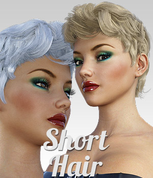 Short Hair for G3 female(s) by powerage