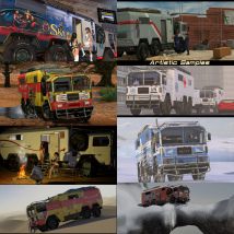 EXPEDITION TRUCK image 7