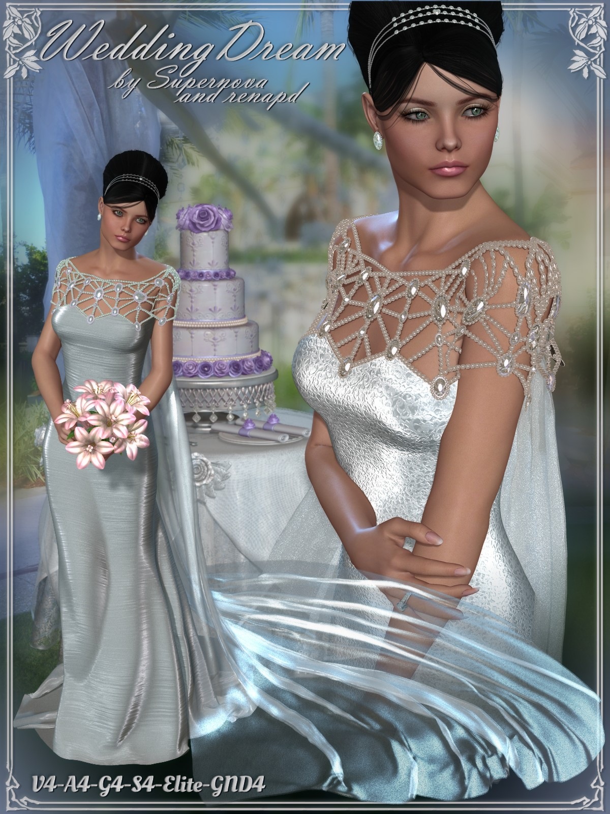 WEDDING-DREAM V4-A4-S4-G4-Elite-GND4