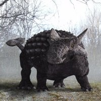 Ankylosaurus_DR - Extended License Extended Licenses 3D Models Dinoraul