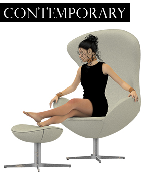 AW Contemporary 3D Models awycoff