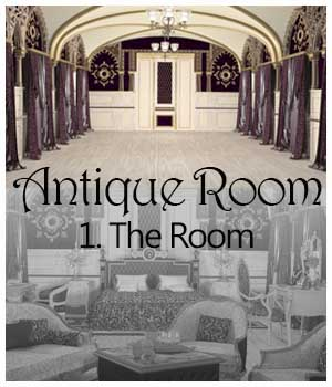 The Antique Room - The Room 3D Models ICRDesign