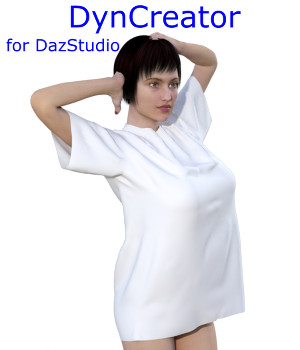 DynCreator for DazStudio 3D Software : Poser : Daz Studio : iClone lola69