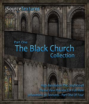 The Black Church - Part One 2D KobaAlexander