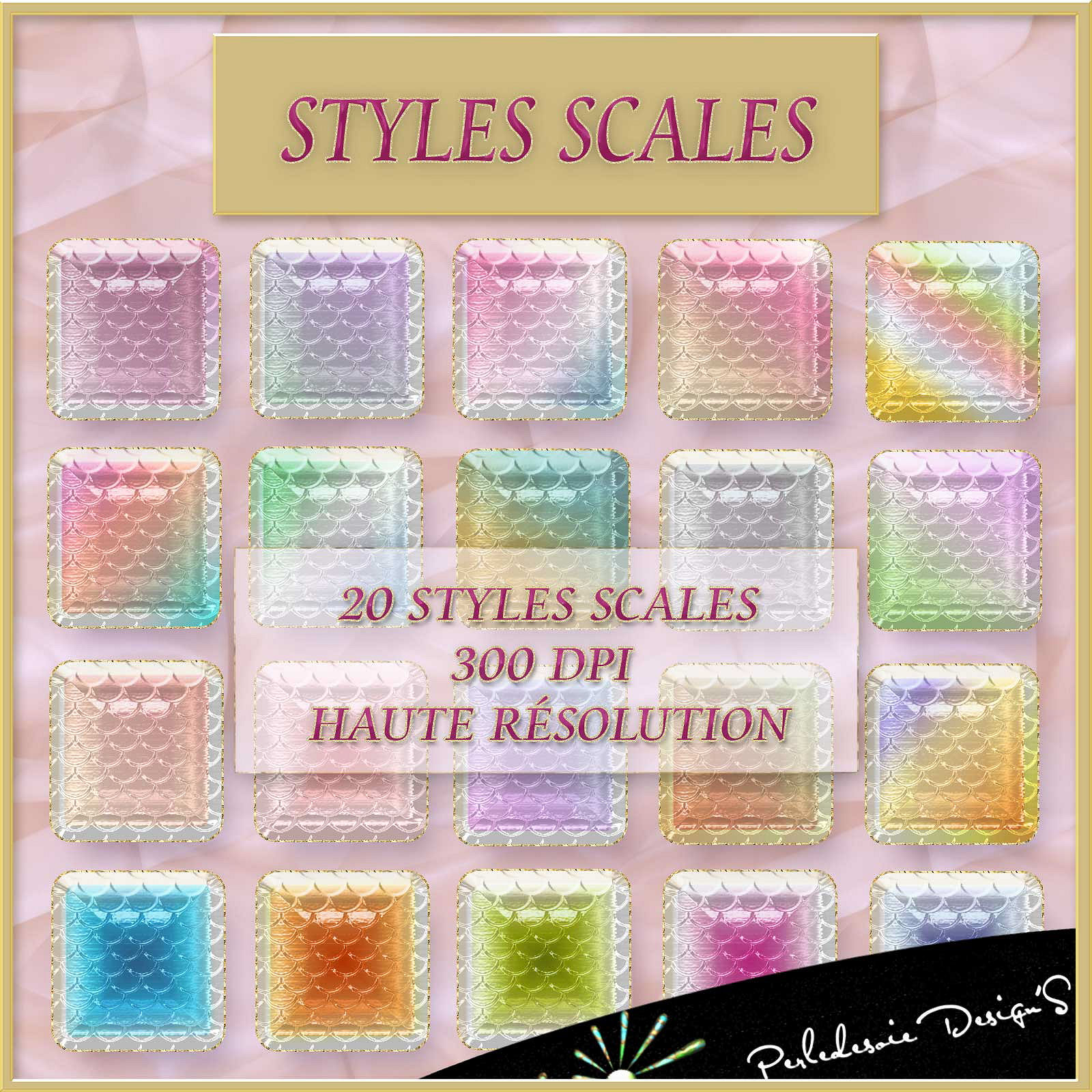 Styles Scales
