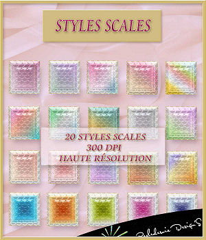 Styles Scales 2D Graphics Merchant Resources Perledesoie