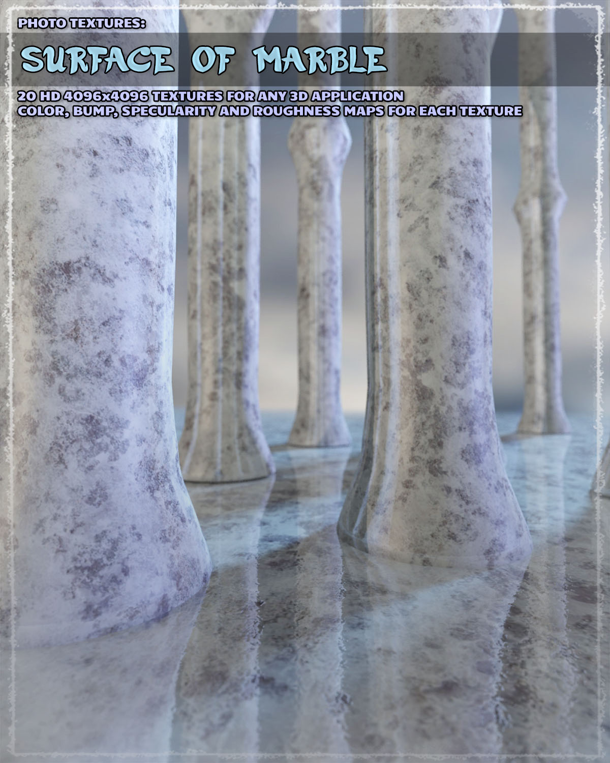 Photo Textures: Surface of Marble