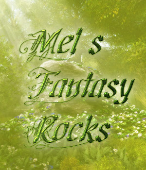 Mel's Fantasy Rocks 2D Graphics ArtByMel
