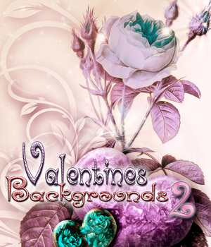 Valentines Backgrounds 2 2D antje