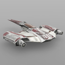 Zerius Spaceship  for Poser  - Extended License image 2