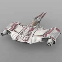 Zerius Spaceship  for Poser  - Extended License image 3