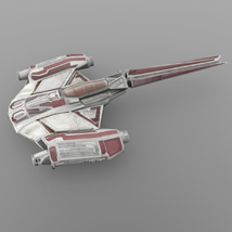 Zerius Spaceship  for Poser  - Extended License image 4