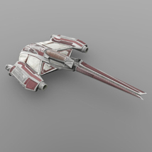 Zerius Spaceship  for Poser  - Extended License image 6