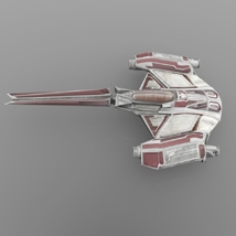 Zerius Spaceship  for Poser  - Extended License image 8