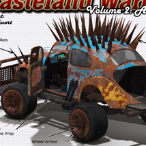 Wasteland Warriors - Angry Bug - STANDALONE - Extended License image 3