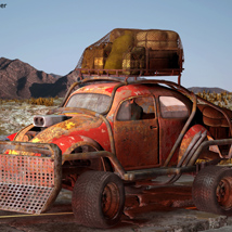Wasteland Warriors - Angry Bug - STANDALONE - Extended License image 4