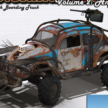 Wasteland Warriors - Angry Bug - STANDALONE - Extended License image 5