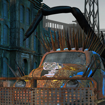 Wasteland Warriors - Angry Bug - STANDALONE - Extended License image 6