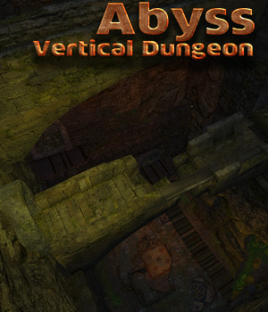 Abyss - Vertical Dungeon - Extended License 3D Models Extended Licenses Cybertenko